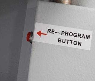 門後重設按鈕-更換密碼