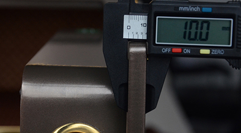 10mm精鋼門板