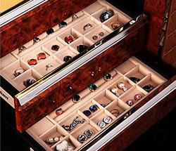 珠寶收藏抽屜
