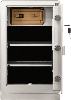 TAA-80 夾萬/保險箱 內部