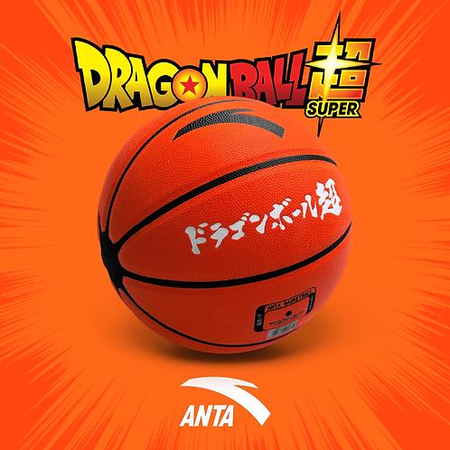 龍珠超 x ANTA 限量版聯名籃球/SIZE 7/室內室外兼用
