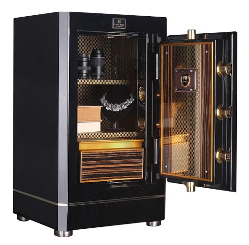 HV-770 夾萬/保險箱 內部