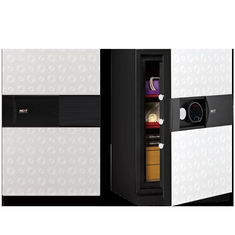 DPS-7500 (White) 夾萬/保險箱