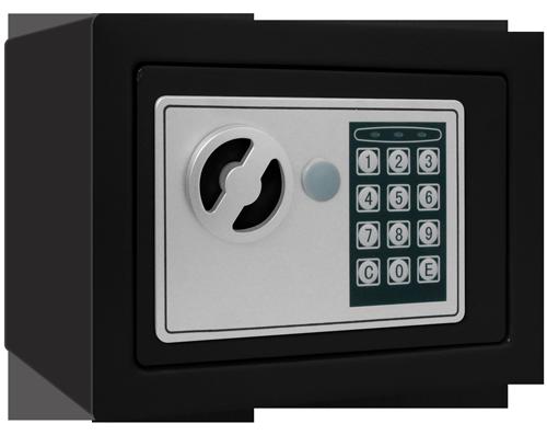 TG-280 夾萬/保險箱 黑色