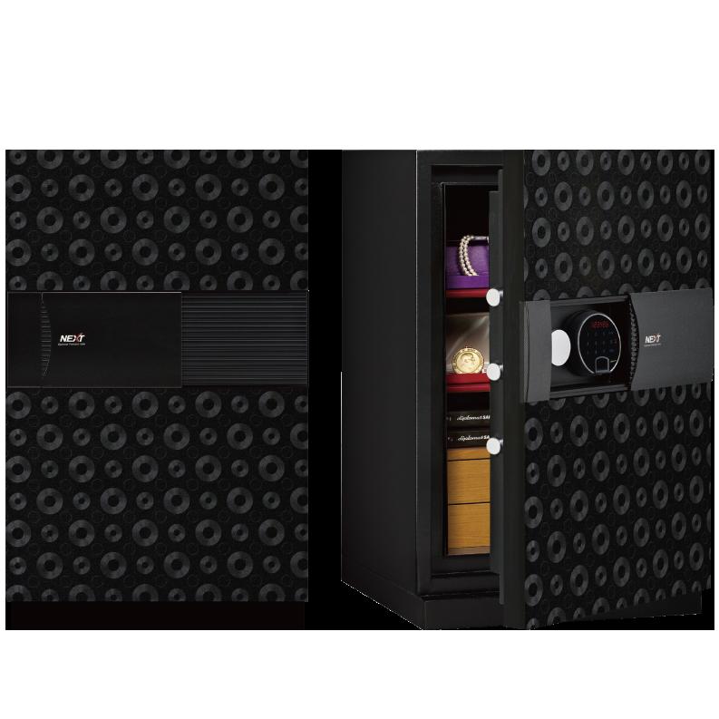 DPS-7500 (Black) 夾萬/保險箱