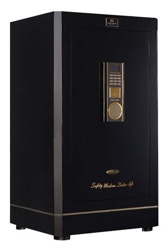 HV-770 夾萬/保險箱 鋼琴黑色