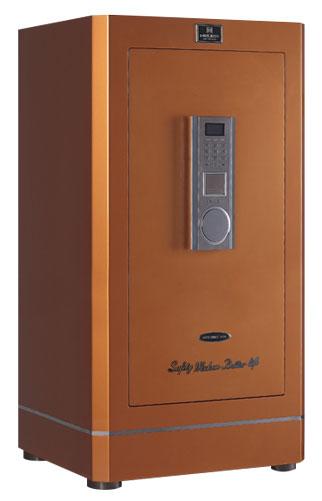 HV-990 夾萬/保險箱 鉑銅金色
