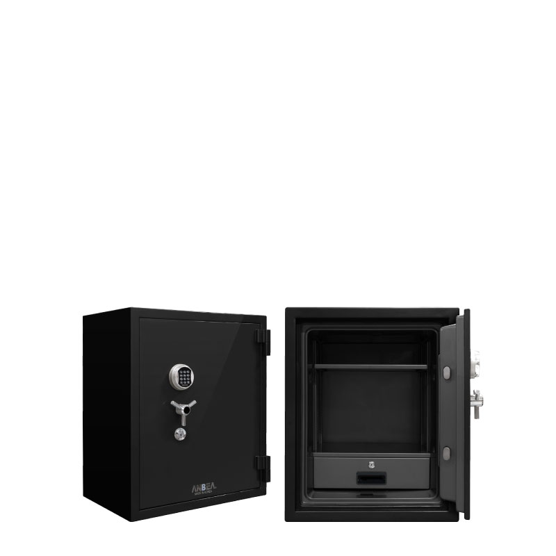 SJ-T740 (BLACK) 夾萬/保險箱