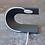 Thumbnail: U-Shape Aluminium Desktop Stand Holder for Apple Watch/鋁合金U型充電支架/2色可選