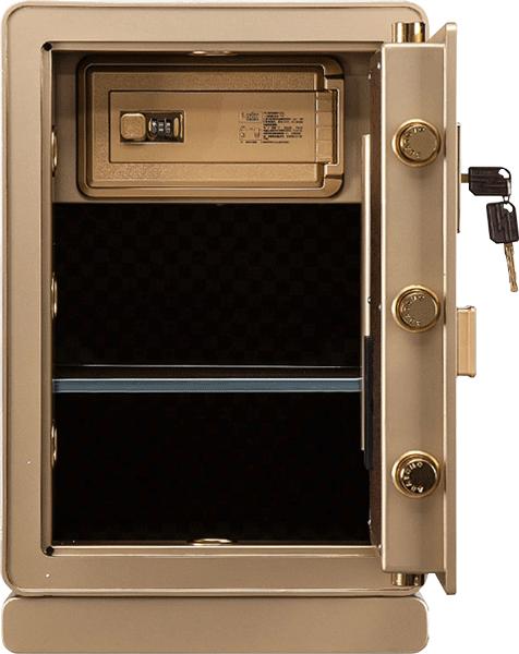 JFF-60 夾萬/保險箱 內部