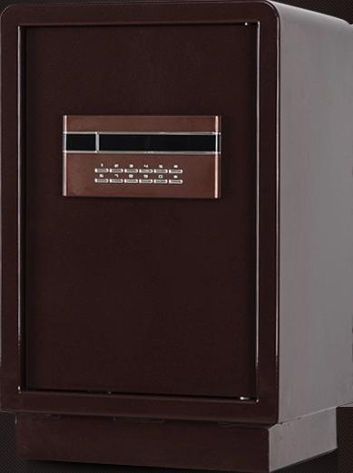 ED-600酒紅色 夾萬/保險箱