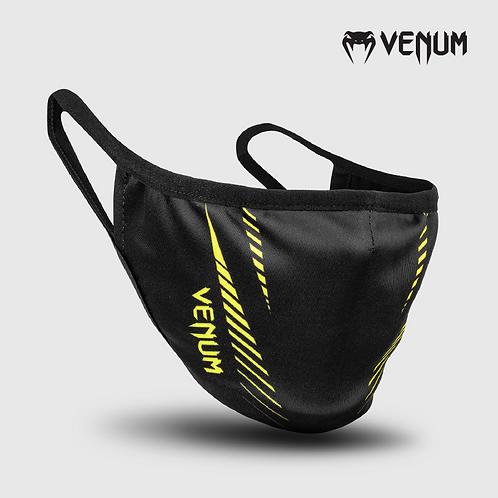 【法國】VENUM - 運動防護口罩(BLACK/NEO YELLOW)