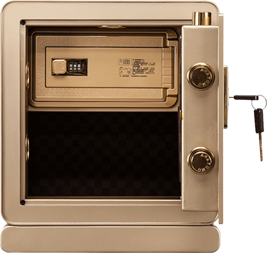 JFF-40 夾萬/保險箱 內部