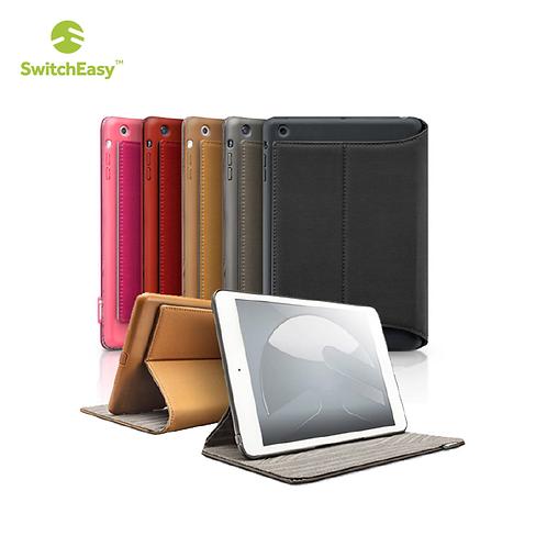 【美國】SwitchEasy Canvas for iPad Mini 1/2/3/保護套/內含屏幕保護貼及防塵塞