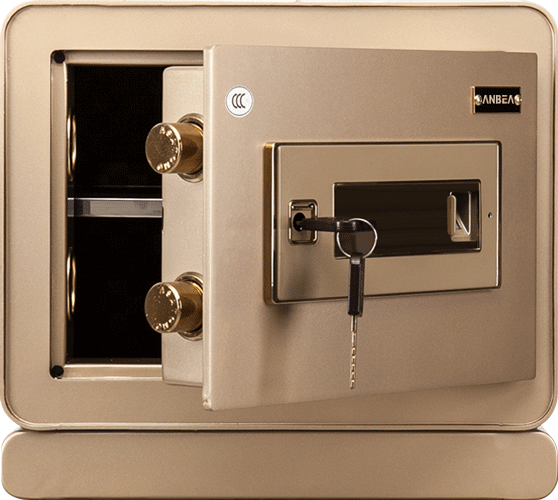 JFF-30 夾萬/保險箱 內部
