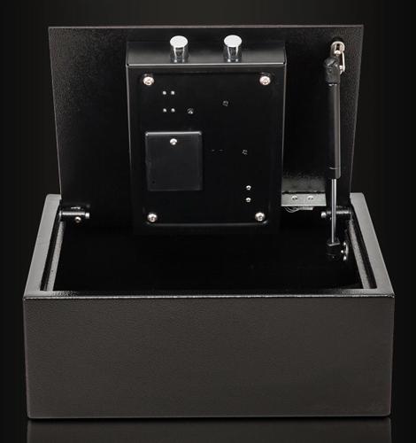 獨有液壓杆設計 使用時無需用手支撐 更方便安全!