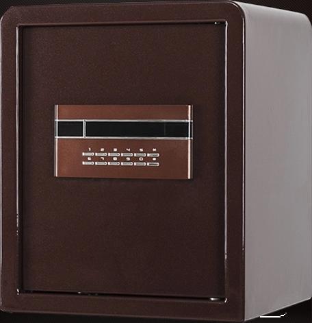 ED-450酒紅色 夾萬/保險箱