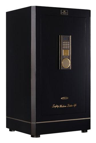 HV-990 夾萬/保險箱 鋼琴黑色