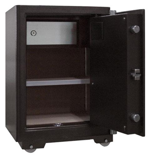 TJ-63 夾萬/保險箱 內部