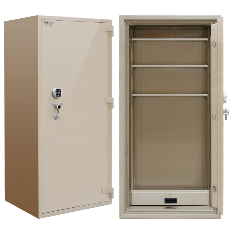 SJ-T1650 (GOLD) 夾萬/保險箱