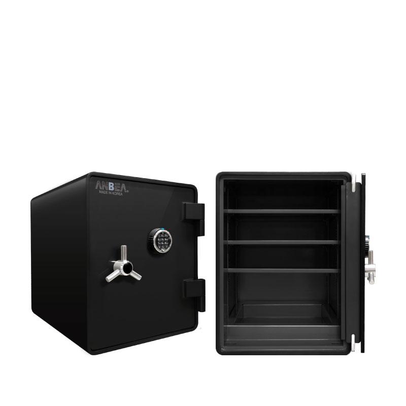SJST-600(BLACK) 夾萬/保險箱