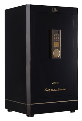 HV-880 夾萬/保險箱 鋼琴黑色