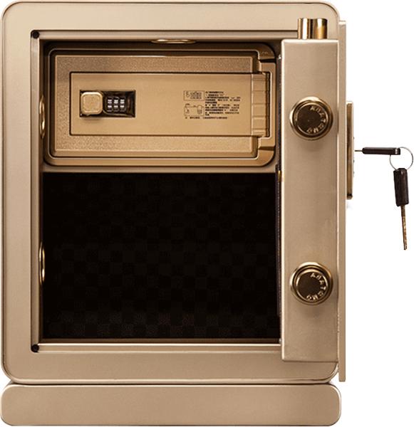 JFF-45 夾萬/保險箱 內部