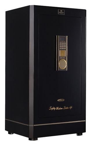 HV-1280 夾萬/保險箱 鋼琴黑色