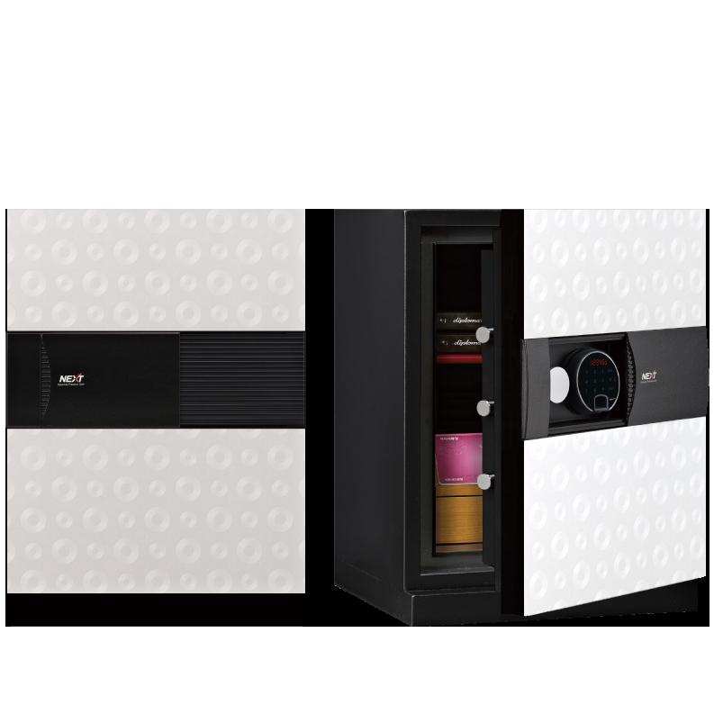 DPS-6500 (White) 夾萬/保險箱