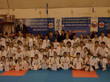 Два турнира в двух городах России и 21 медаль – отличное завершение уходящего 2016 года!