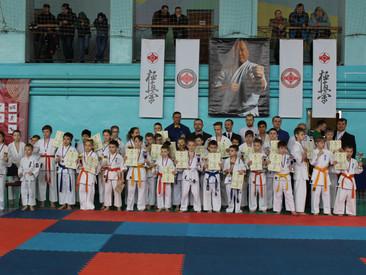 Открытое Первенство Родниковского муниципального района по виду спорта Киокусинкай