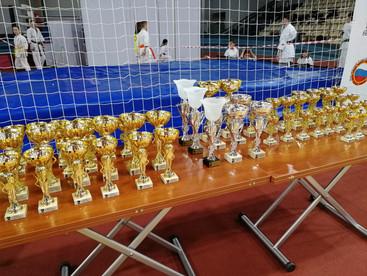 Первенство и Чемпионат Щелковского муниципального района по Киокусинкай