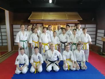 Учебно-тренировочные сборы по КАТА