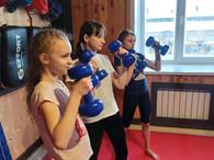 Первые тренировки в школе Киокушинкай-карате