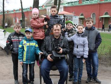 Сборная команда Ивановской региональной Федерации Киокусинкай в Санкт-Петербурге!