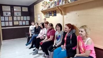 """Собрание участников проекта """"Школа Киокушинка-карате. Путь здоровья длиною в жизнь"""""""