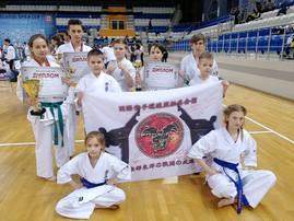 Четыре медали привезли Ивановские каратисты с Международного турнира по Киокушинкай каратэ «BELARUS