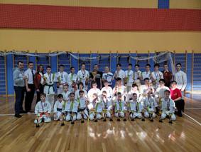 29 медалей, 3 командное место и сертификат на 40 000 привезли Ивановские каратисты из Ярославля.