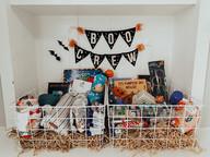 Halloween Boo Baskets
