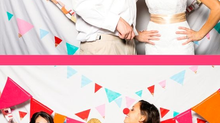 Booth Backdrops We LOVE