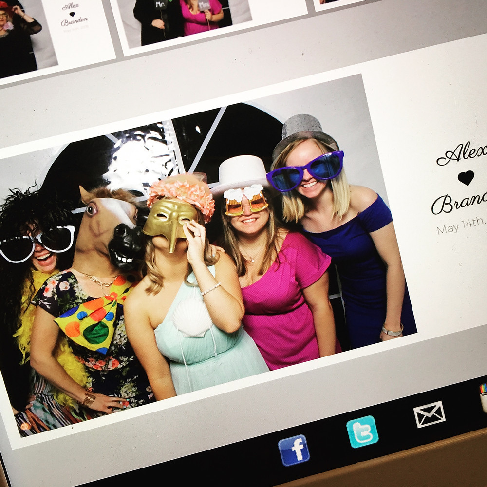 Social Media Photo Booth St. Louis