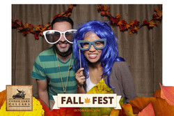 Fall Fest Photo Booth