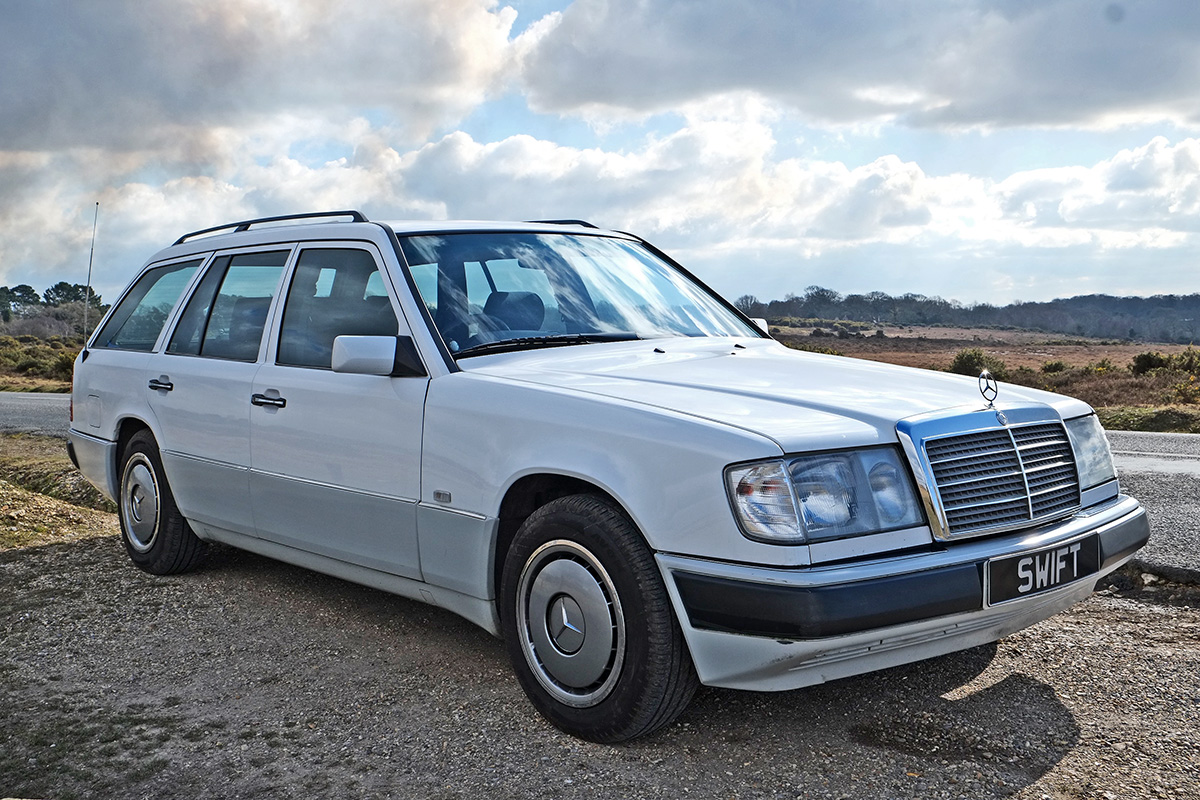 Mercedes 200TE Estate w124 | New Forest | Swift Classics