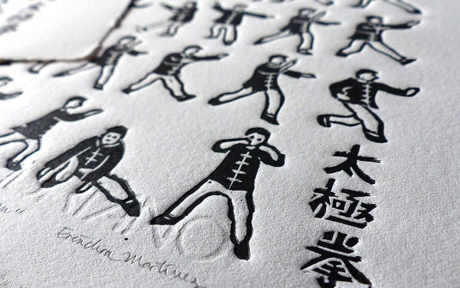 Secuencia Taijiquan