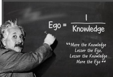 Shedding of the Ego