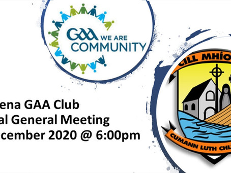 Club Annual General Meeting