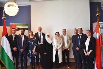 محام عربي في الدنمارك