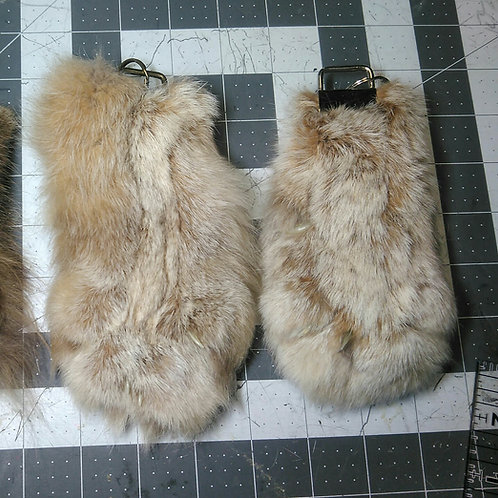 Lucky lynx foot