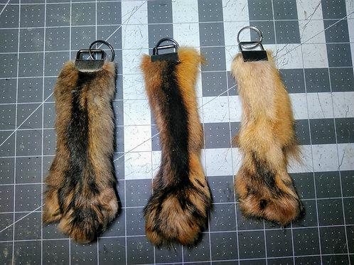 Lucky fox foot