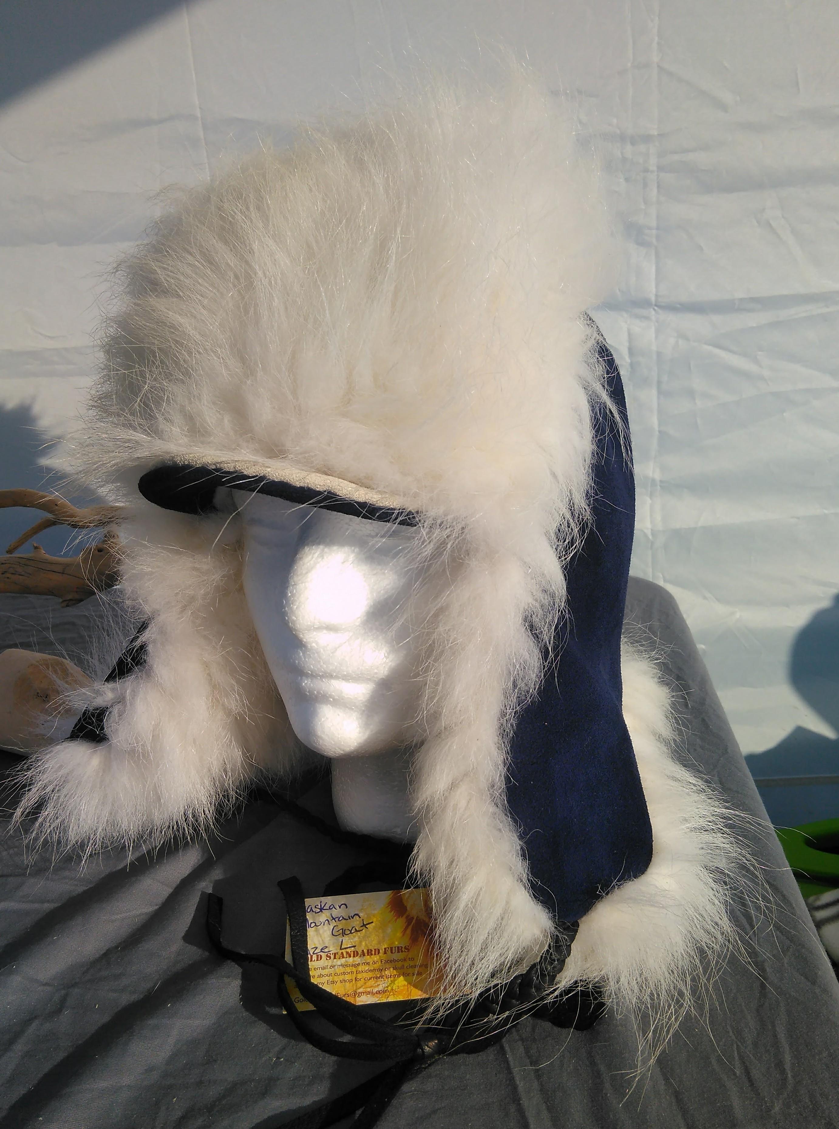 Mtn Goat Trapper